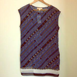 NWT MK Chain Print Dress